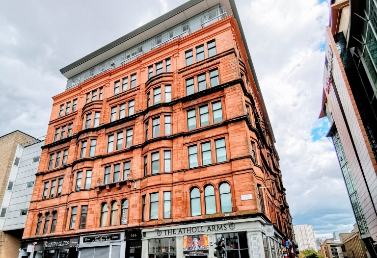 Renfield Street, Renfrew Chambers, City Centre, Glasgow, G2 3AU